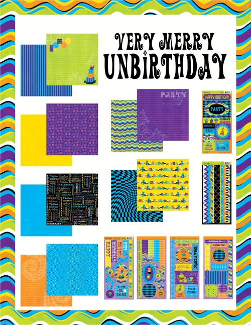 Sneak peek very merry unbirthday
