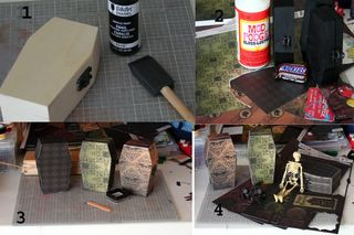 Coffins details