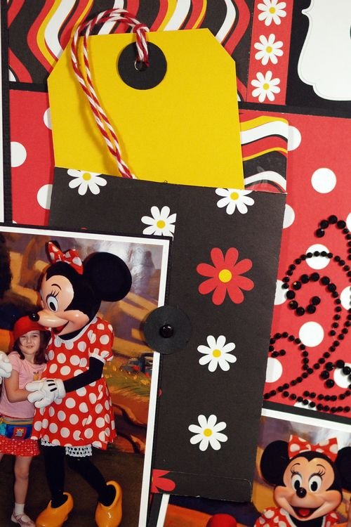 Moxxie Magical Moments Layout Susie Bentz Want2Scrap Bling