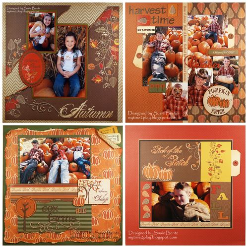 Forever Fall Collage