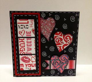 Valentine card 1.11.14