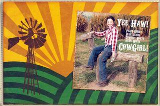 Moxxie Down On the Farm Project Life Susie Bentz 4