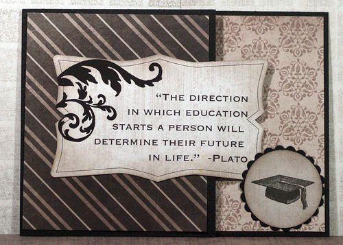 Moxxie Graduation Card