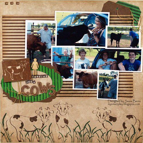 Moxxie Farm Cow Layout by Susie Bentz  t