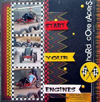 Moxxie hardcoreracers wendirobinson bloghop Racing
