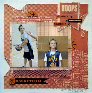 Moxxie Wendi Basketball
