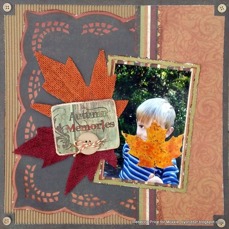 Moxxie Fall Harvest layout 2 Rebecca Price