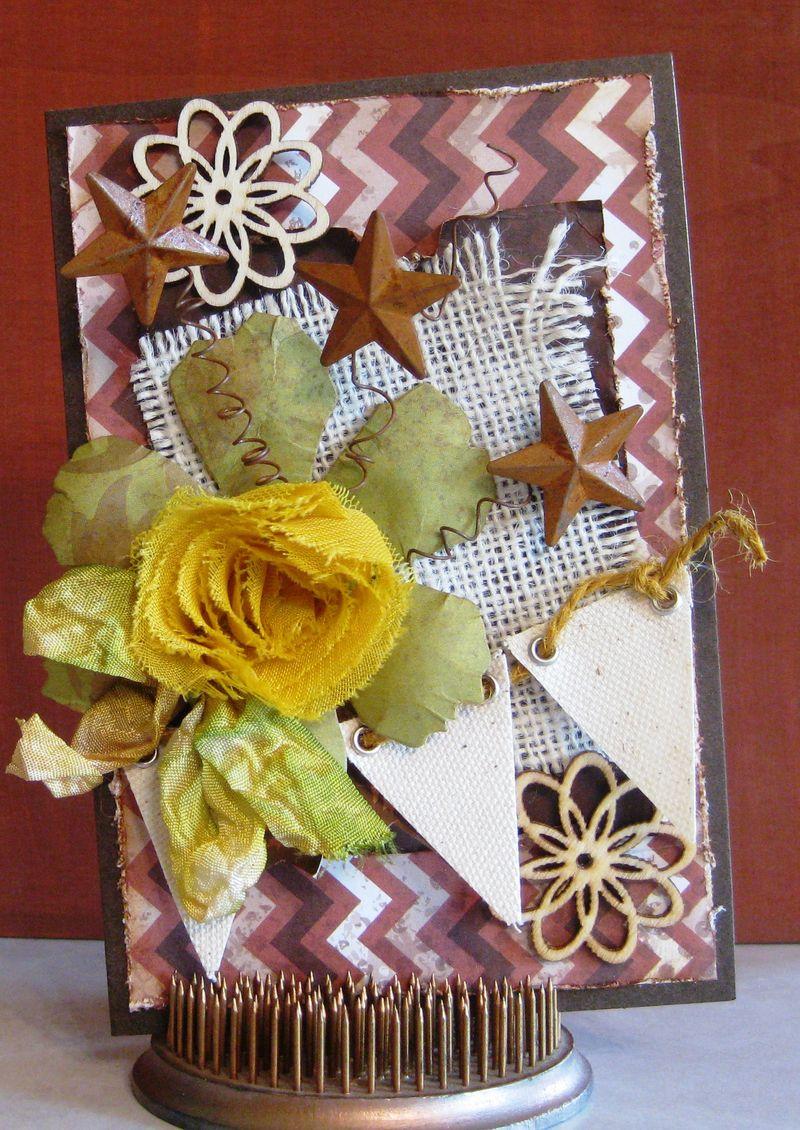 Moxxie Julie Grid Iron card