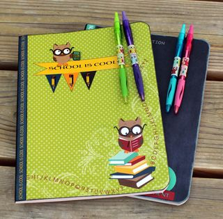 Moxxie Ange Brainiac Notebooks
