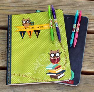 Moxxie Ange Brainiac Notebooks