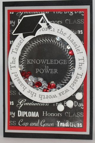 Moxxie Julie Graduation Day card
