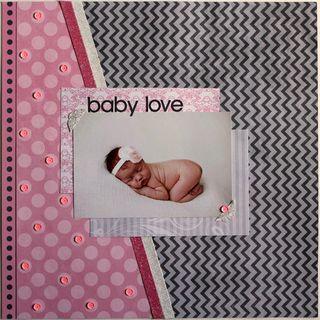 1 Baby #Love #Moxxie #TinyDancer Feb blog hop