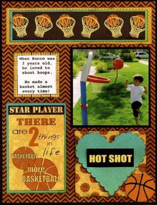 Moxxie Joan Basketball Fun Run