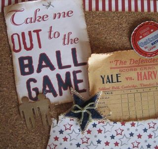 4 Moxxie Julie All Star Baseball